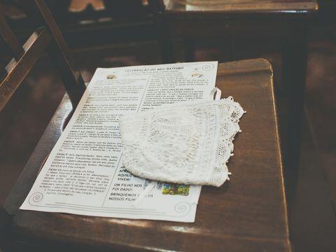 Batizado da Malu